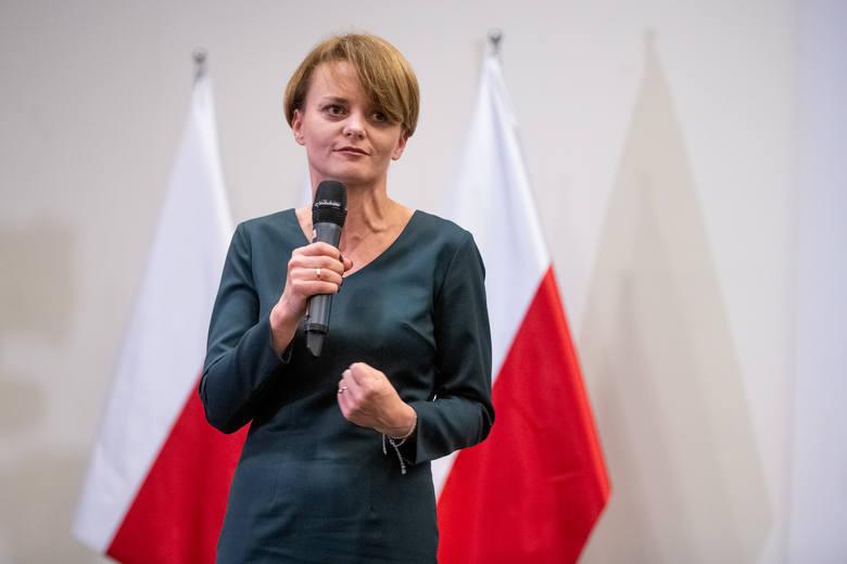 Jadwiga Emilewicz: Wiele osób mówiło, że wysoka frekwencja nie pracuje na rzecz obozu Zjednoczonej Prawicy, dzisiaj udowodniliśmy, że bardzo mocno zmobilizowani
