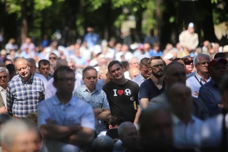 Pielgrzymka mężczyzn do Piekar Śląskich w tym roku będzie zupełnie inna...