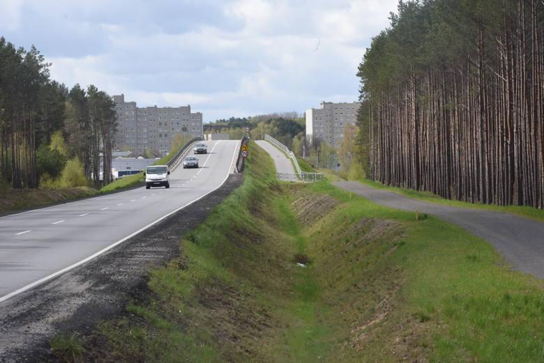 Zdaniem urzędu miasta, teren za galerią handlową, w pobliżu Szosy Kisielińskiej i S3, świetnie nadałby się na nowe centrum administracyjne