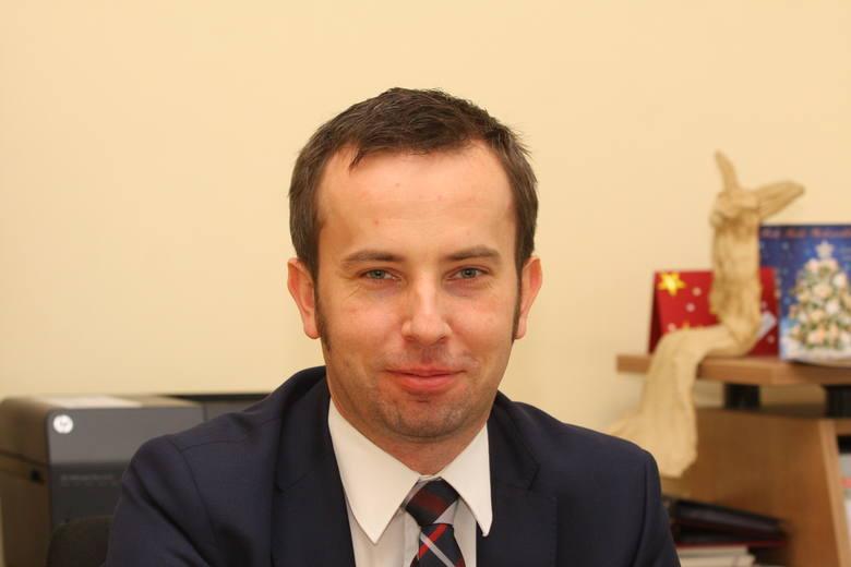 Rafał Bartek, lider TSKN.