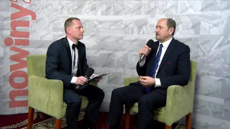 Mieczysław Golba, prezes Podkarpackiego ZPN-u podczas XVIII Gali Podkarpacka Nike 2019: Kapituła nie miała łatwego zadania [WIDEO]