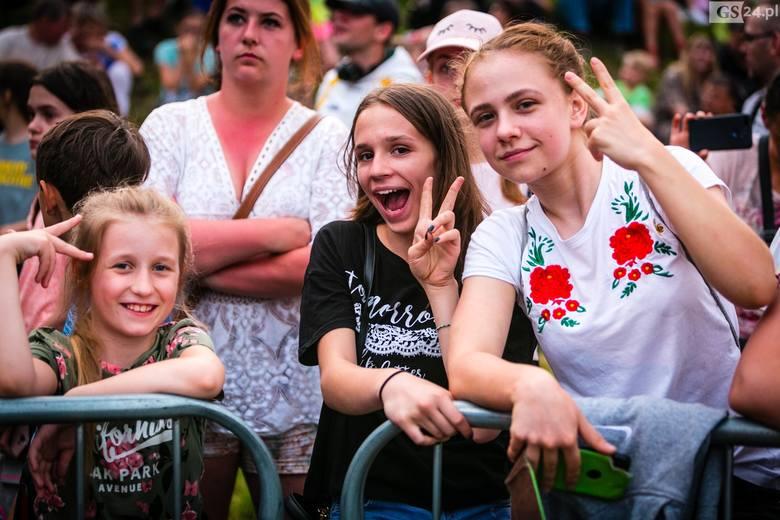 Dni Morza 2019 w Szczecinie. Koncert The Voice of Poland vs. The Voice Kids. Cleo gwiazdą wieczoru