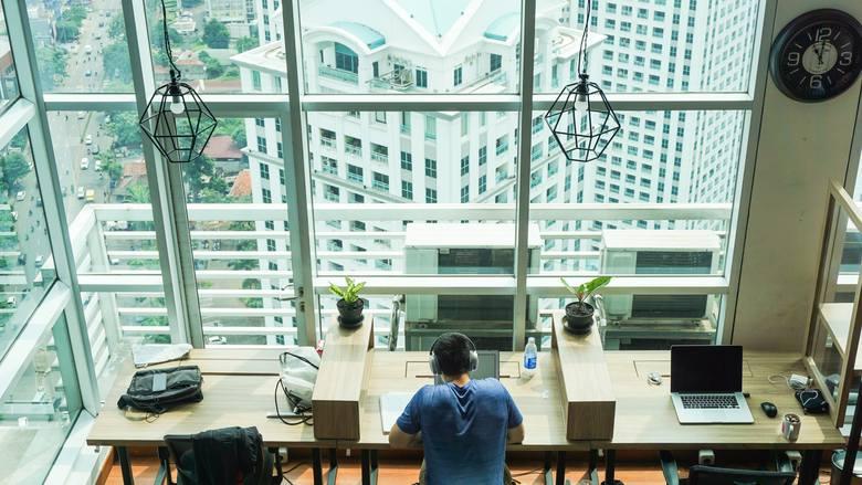 """Dla 8% pracowników oferta musi zawierać możliwość pracy w atrakcyjnej powierzchni biurowej.Według raportu firmy Antal """"Rotacja dobrowolna pracowników"""","""