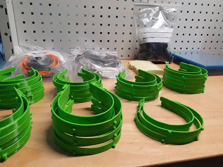Osoby i firmy posiadające drukarkę 3D mogą się przyłączyć do akcji.