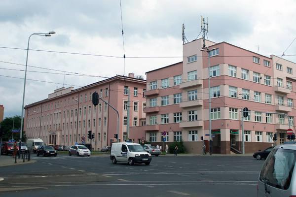 Szpital im. Barlickiego.