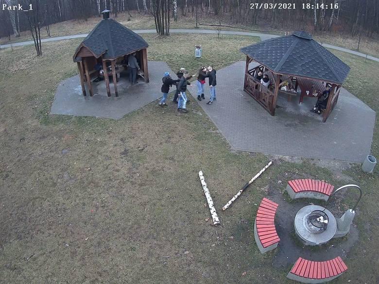W ostatnią sobotę marca na Górce Słupeckiej urządzono imprezę. Doszło na niej do awantury. Zobacz kolejne zdjęcia. Przesuń zdjęcia w prawo - wciśnij