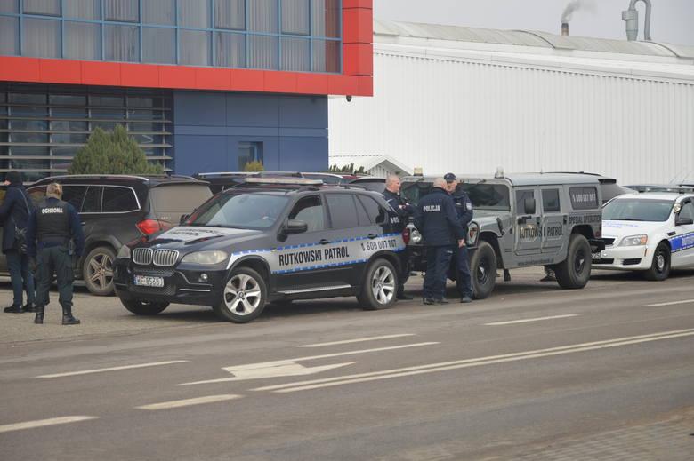 Próba wrogiego przejęcia firmy Drutex. Krzysztof Rutkowski w Bytowie.
