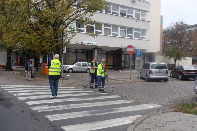 Maraton w Poznaniu, czyli utrapienie dla niebiegających poznaniaków