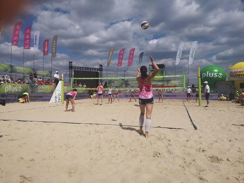 W Warszawie rozegrano drugi turniej półfinałowy PreZero Grand Prix w siatkówce na piasku kobiet. Do finału, który za tydzień odbędzie się w Gdańsku,