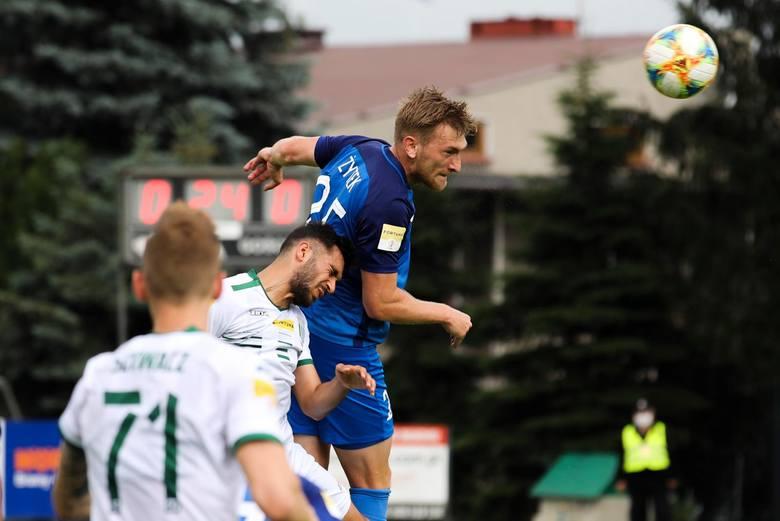 Odszedł: WIKTOR ŻYTEK (GKS Tychy)Wyróżniający się piłkarz Puszczy przeniósł się do innego zespołu I-ligowego.