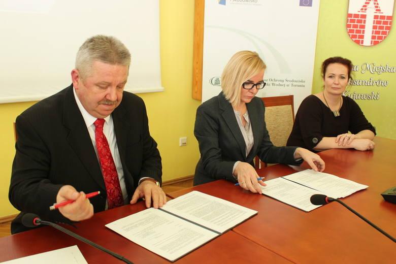 Aleksandrów Kujawski dostanie 15 milionów na budowę kanalizacji