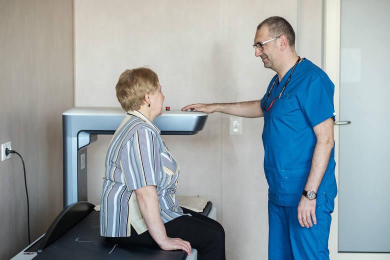 Za darmo zbadaj się pod kątem osteoporozy. Biała Sobota w rzeszowskiej Pro-Familii