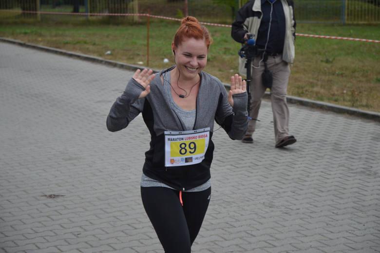 IX Maraton Lubsko Biega