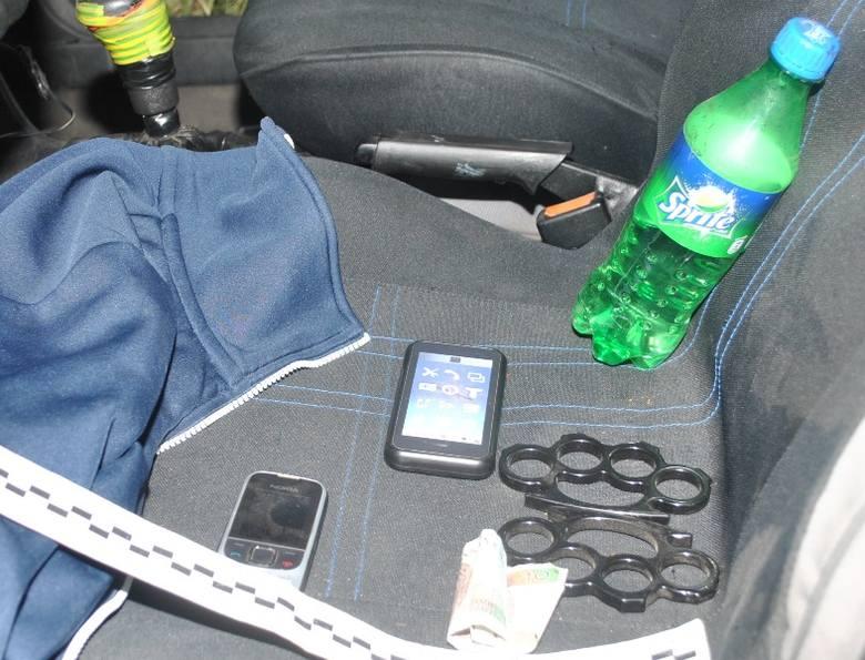 Policja zatrzymała 26-latka z Krapkowic podejrzewanego o posiadanie broni palnej