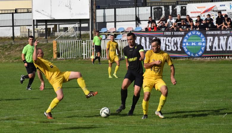 Remisem 2:2 zakończyły się derby gminy Krasne w rzeszowskiej klasie okręgowej. Strumyk Malawa, choć do przerwy przegrywał z Crasnovią Krasne 0:2, zdołał