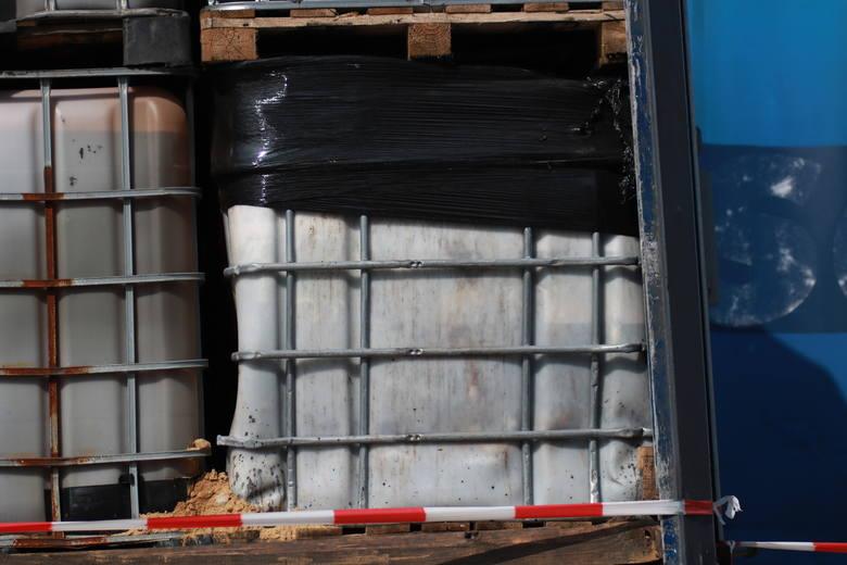 Żory: niebezpieczne chemikalia  trują ludzi i glebę