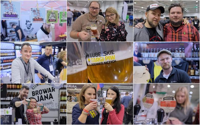 Trwa święto fanów piwa: Lubelskie Targi Piw Rzemieślniczych 2018