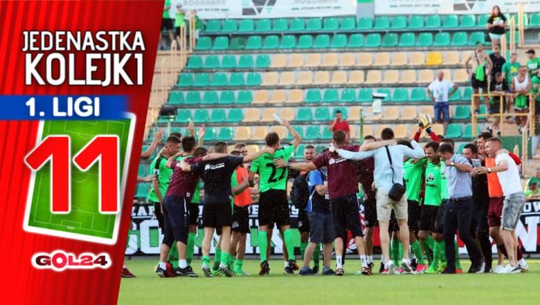 Za nami niezwykle ciekawa 2. kolejka sezonu. Po raz kolejny z dobrej strony pokazały się Odra Opole, Olimpia Grudziądz i GKS Tychy. Nosa Podbeskidziu