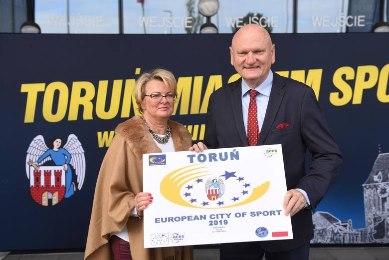 Kandydaci komentują. Toruń Europejskim Miastem Sportu 2019. Czy to na pewno brzmi dumnie?