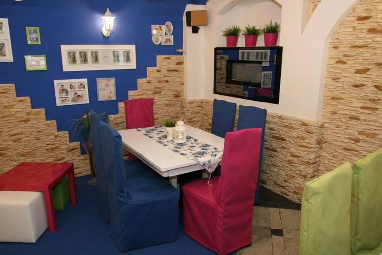 Restauracja Pod Papugami w Kielcach