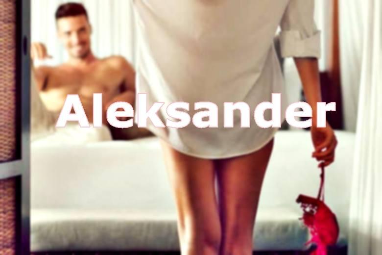 Typowy Aleksander lubi proste zasady, życie ujęte w ramy, porządek i dobrą organizację. W swojej dziedzinie dąży do doskonałości. Ma ogromne możliwości