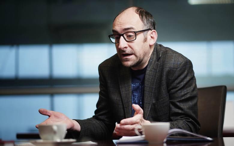 """W rozmowie z """"Głosem Wielkopolskim"""" Karol Klimczak przekonuje, że kibice niesłusznie krytykują transfery dokonane przez Lecha latem."""