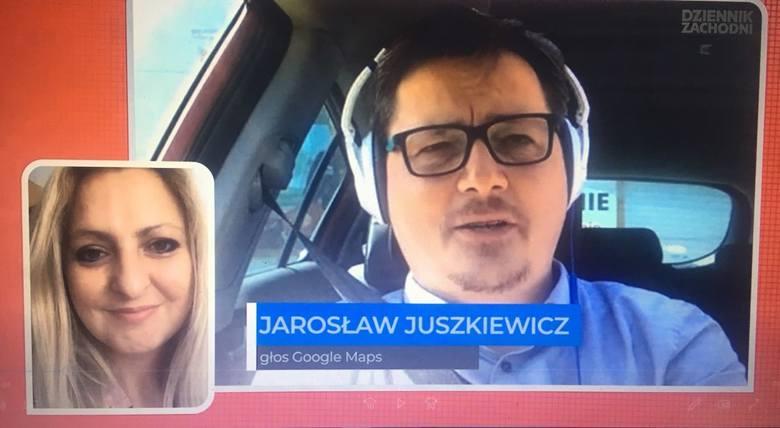 Rozmowa z Jarosławem Juszkiewiczem, dziennikarzem Radia Katowice i głosem Google Maps
