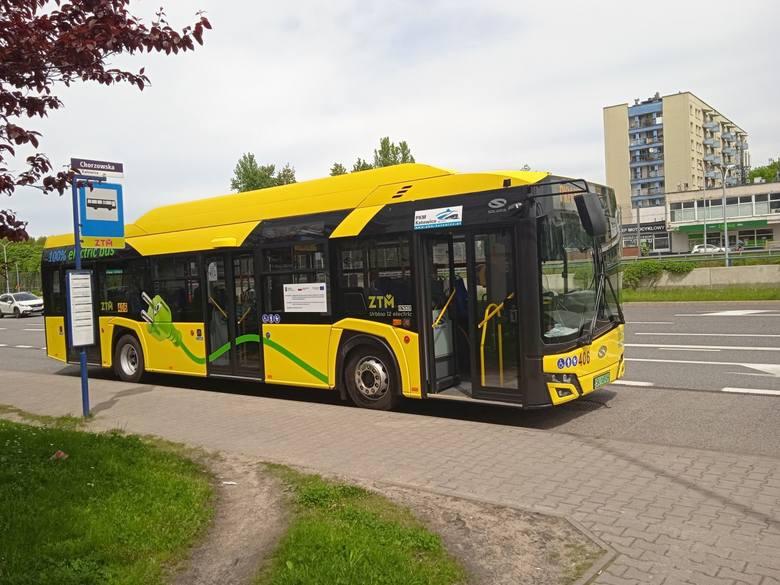 Kolejne nowoczesne, elektryczne autobusy jeżdżą po Katowicach