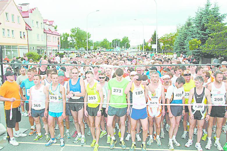 W I Biegu Nyskim na starcie stanęło ponad 300 zawodników. Organizatorzy przewidują,że w tym roku może być ich dwa razy więcej.