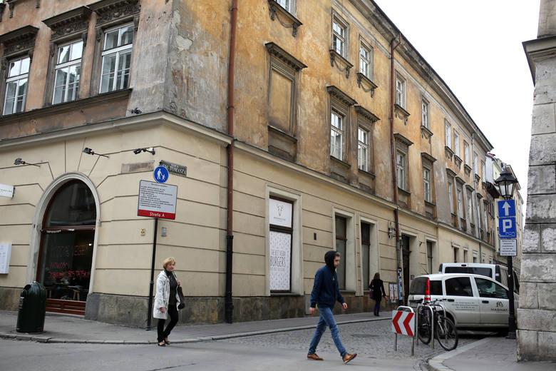Kamienica przy ul. św. Tomasza 9