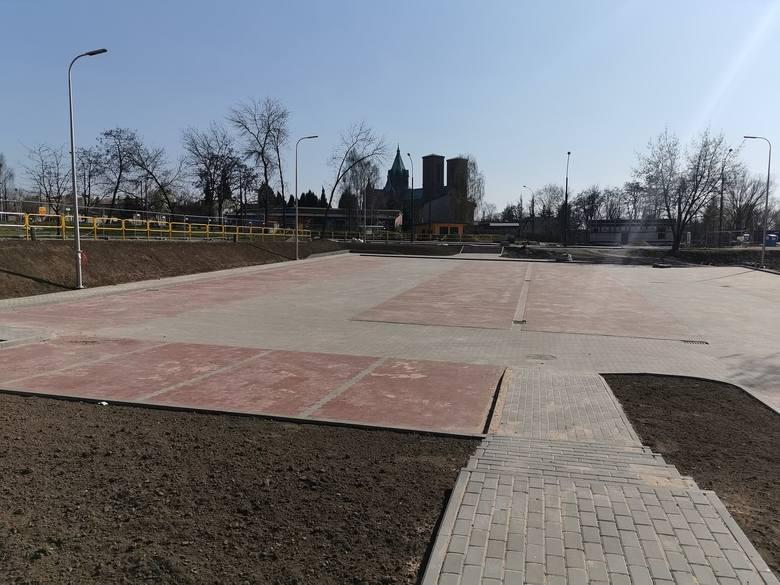 Nowy parking powstał w rejonie ul. Szpitalnej i Kombatantów