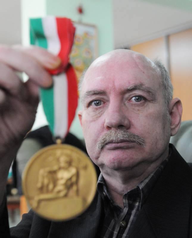 Grzegorz Cybulski pochodzi z Nowej Soli. To najlepszy skoczek w dal w historii polskiej lekkiej atletyki.