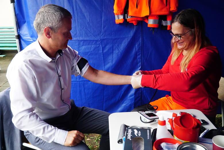 7 września na terenie ogródków działkowych przy Dolnej Wildzie odbyła się kolejna edycja Białej Soboty. Na poznaniaków czekali lekarze i pielęgniarki.
