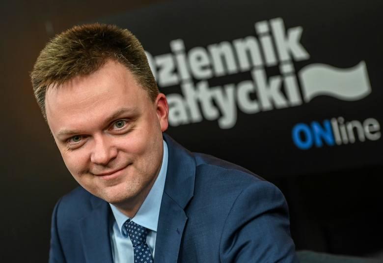 Szymon Hołownia: Zakonnik odmówił udzielenia mi komunii świętej. Rzecznik kurii przeprasza