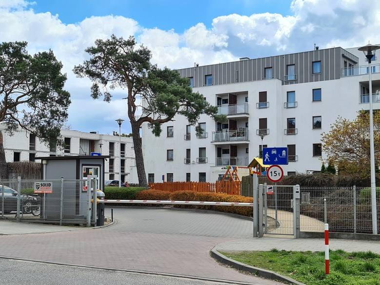 W Toruniu powstaje coraz więcej zamkniętych osiedli.