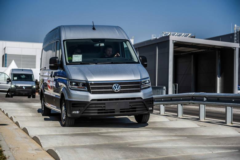 Volkswagen w Wielkopolsce zatrudnia 9 tys. osób
