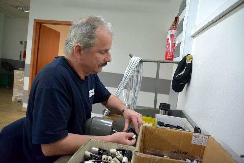 LSN Lublin produkuje elementy m.in. do maszyn rolniczych Ursus, Pronar i urządzeń marki Bosch