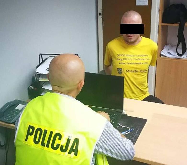 Sulechowscy policjanci zatrzymali mężczyznę, który w Pomorsku podpalił budynek gospodarczy i groził swoim sąsiadom. Mężczyzna wyszedł właśnie aresztu,