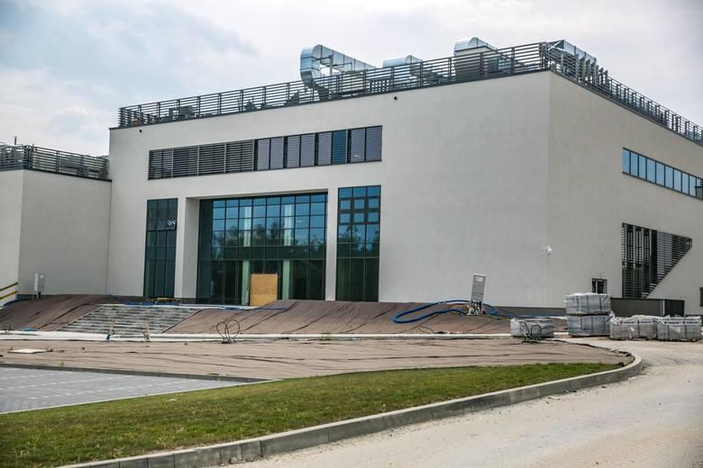 Nowa siedziba Szpitala Uniwersyteckiego w Krakowie-Prokocimiu