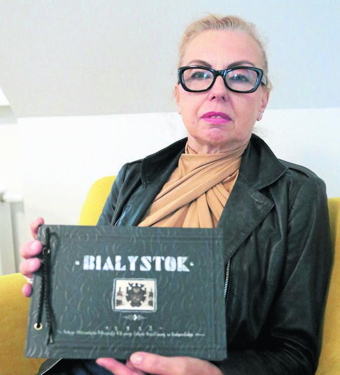 To sentymentalny spacer - Jolanta Szczygieł Rogowska prezentuje niezwykły album zdjęć dawnego Białegostoku