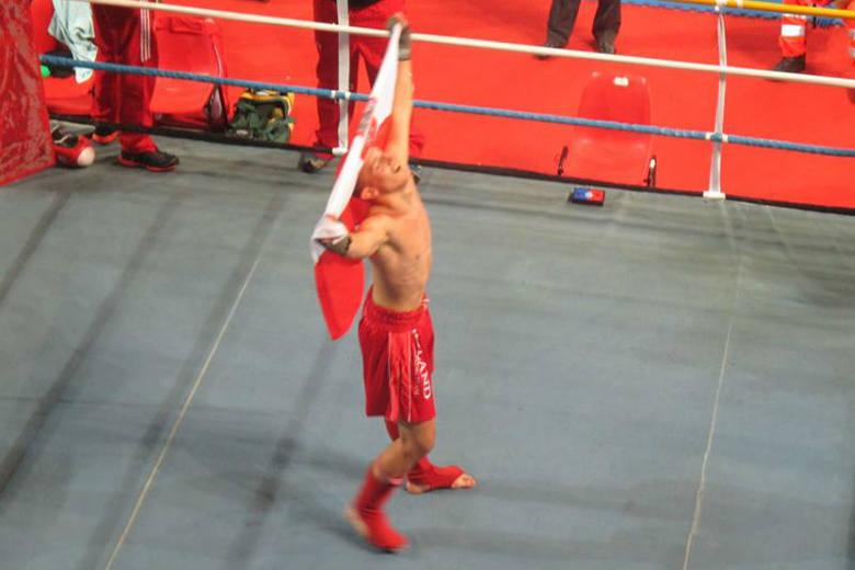 Jakub Filipek z Diamentu Pstrągowa mistrzem świata