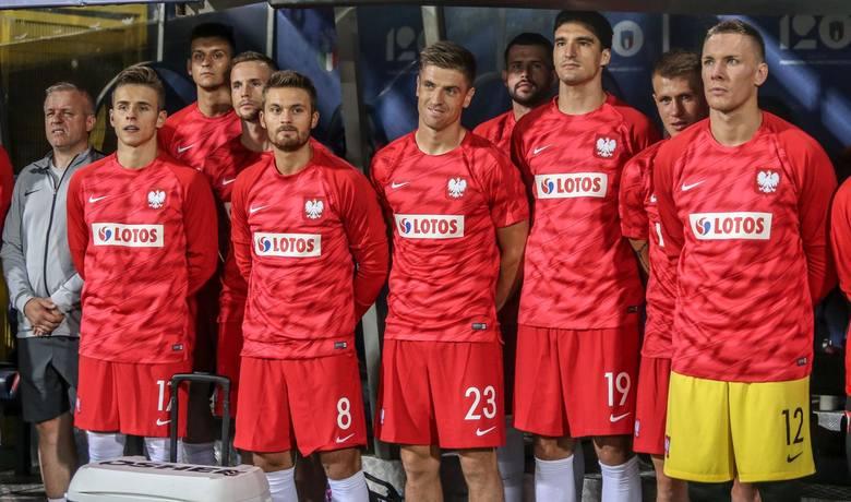 Przewidywany skład reprezentacji Polski na mecz z Irlandią