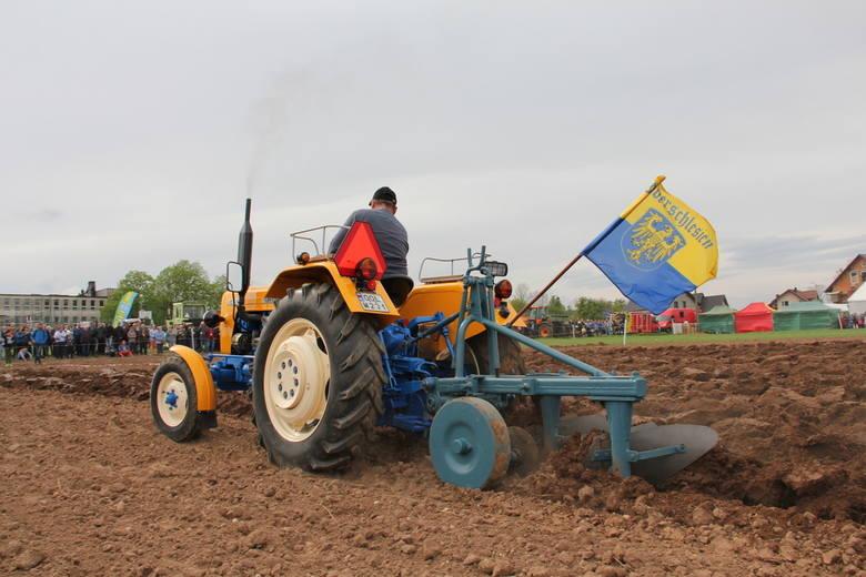 XXIII Pielgrzymka Rolników i III Ogólnopolski Turniej Orki w Lubecku 4 - 5.05.2019.