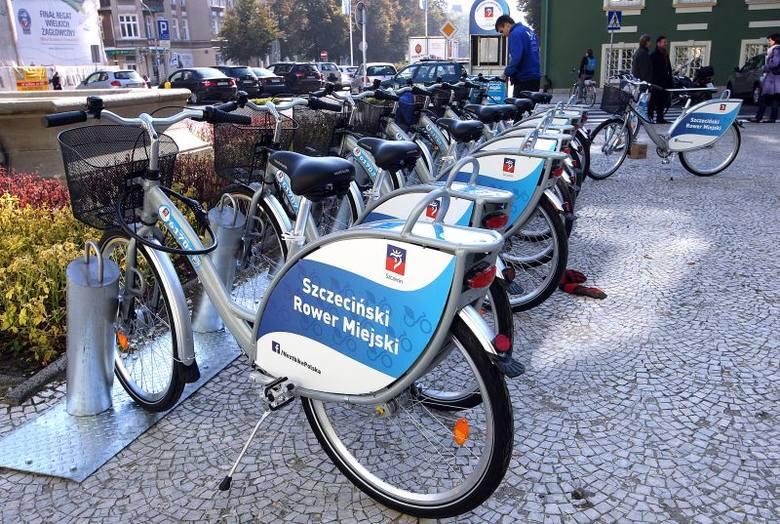 Nowa umowa na stworzenie Szczecińskiego Roweru Miejskiego ma zostać podpisana 6 maja