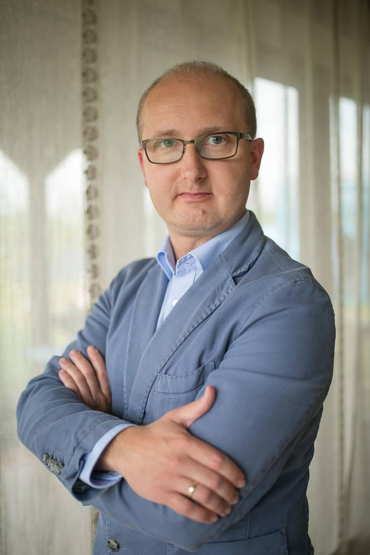 Dr Marcin Kędzierski.