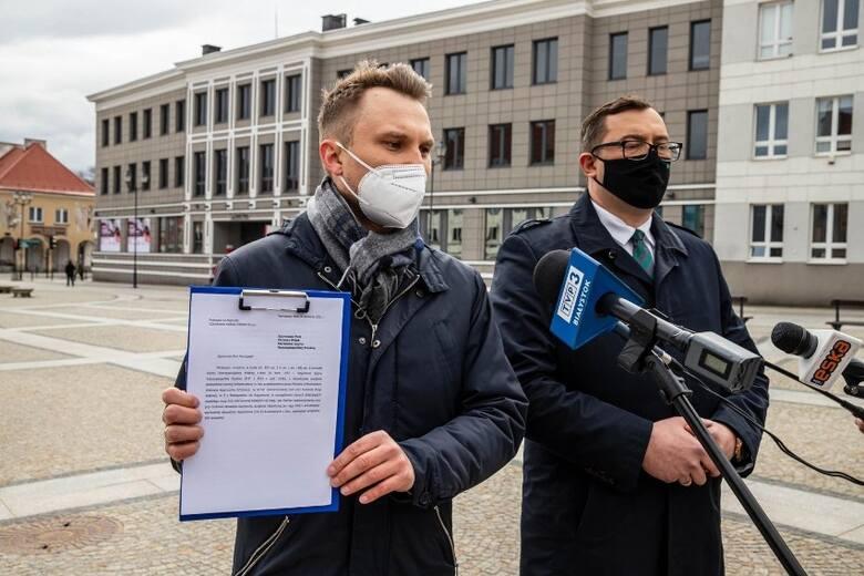 Podlascy politycy z różnych ugrupowań od lat walczą o budowę drogi ekspresowej na trasie Białystok-Augustów-Raczki.
