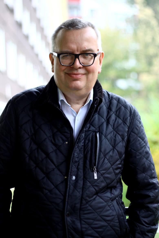 Prof. Andrzej Czernikiewicz