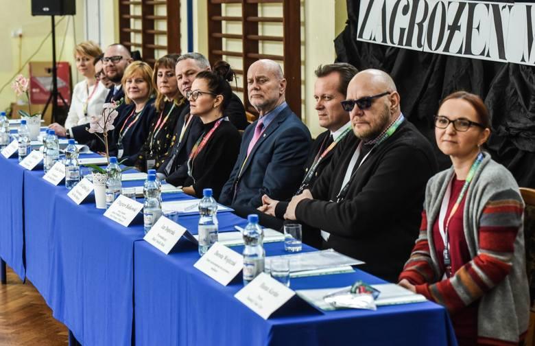 W czwartek (31 stycznia) w III Liceum Ogólnokształcącym trwała debata na temat przeciwdziałania mowie nienawiści