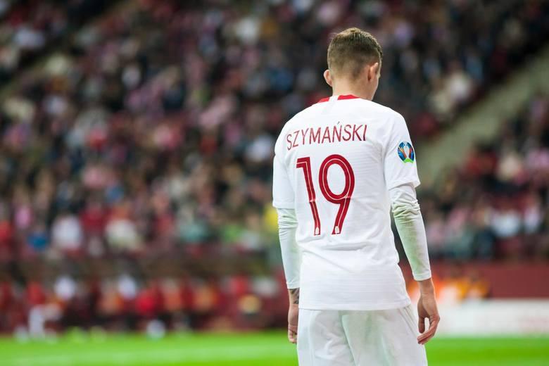 Sebastian Szymański doceniony przez kibiców. Reprezentant Polski piłkarzem miesiąca w Dinamie Moskwa
