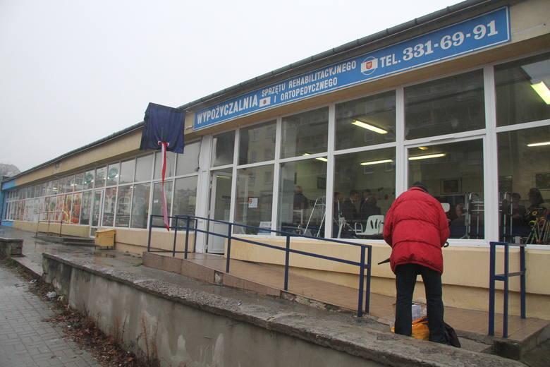 Wypożyczalnia sprzętu medycznego w Kielcach nosi imię Urszuli Radziszewskiej (ZDJĘCIA)